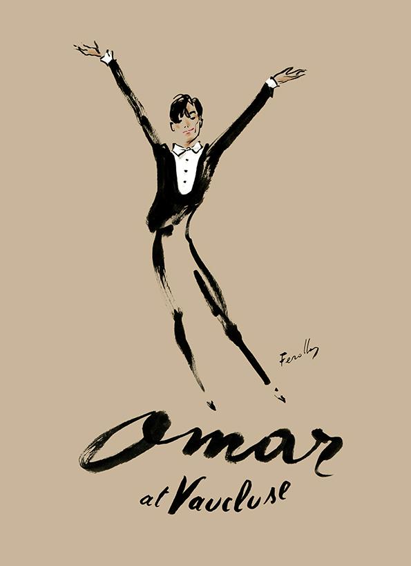 Omar at Vaucluse, NY