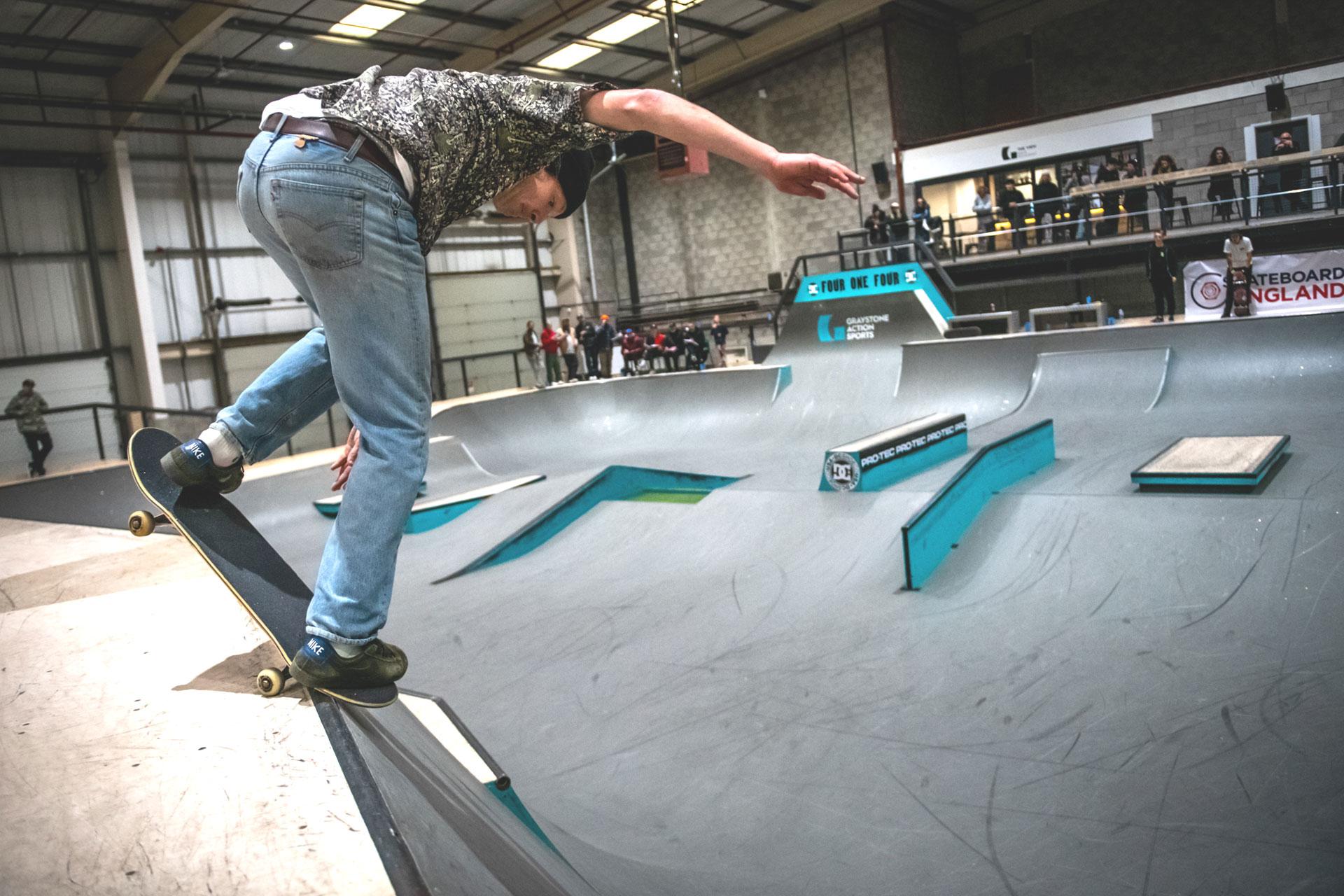 Skate Park Membership -