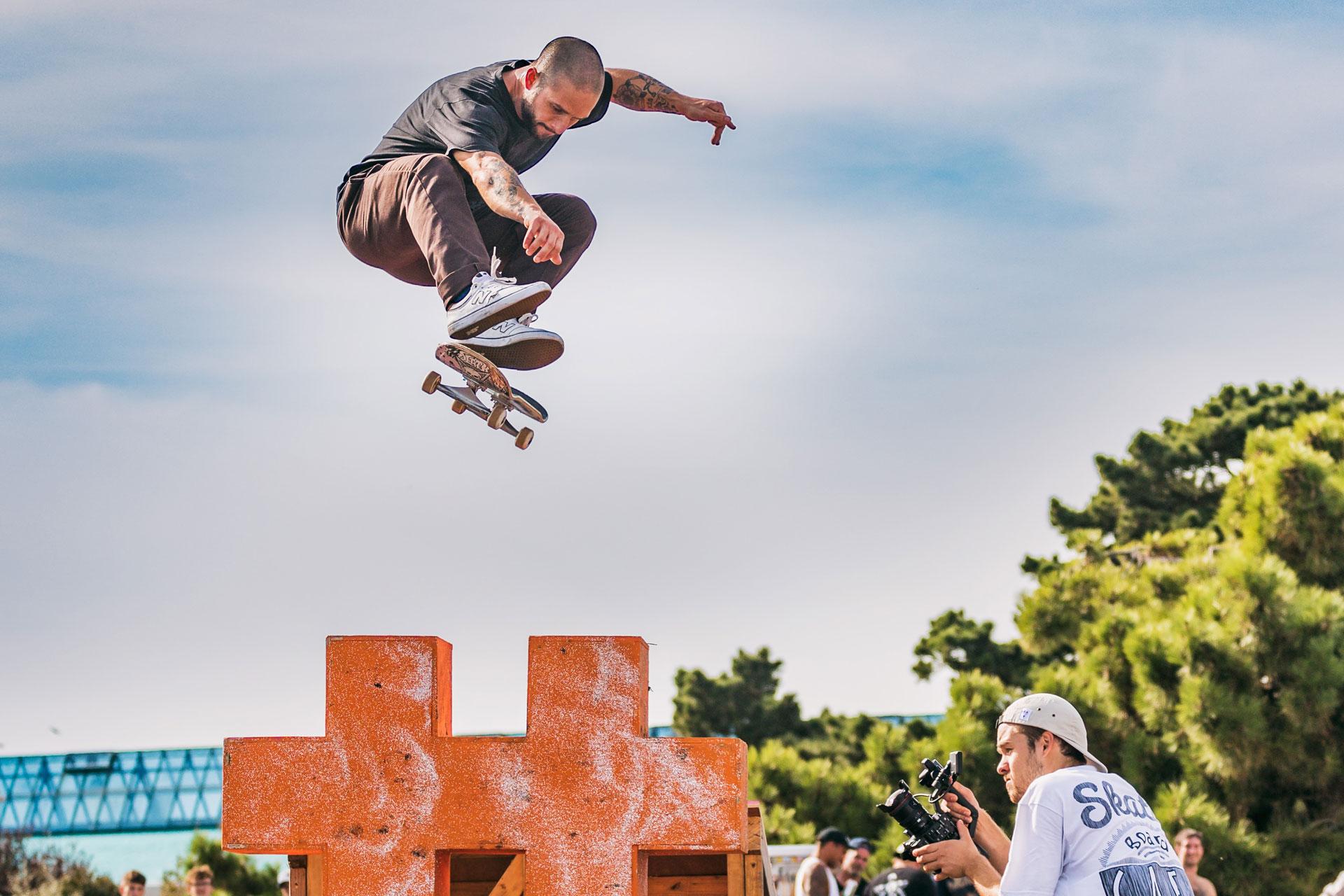 Skateboarder membership - .