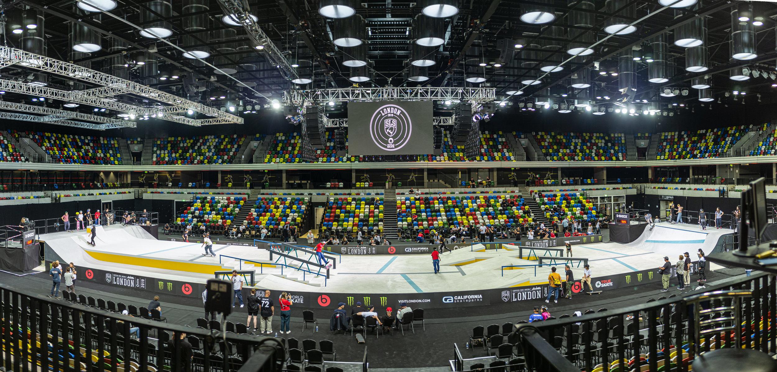 Copperbox Arena SLS 2019