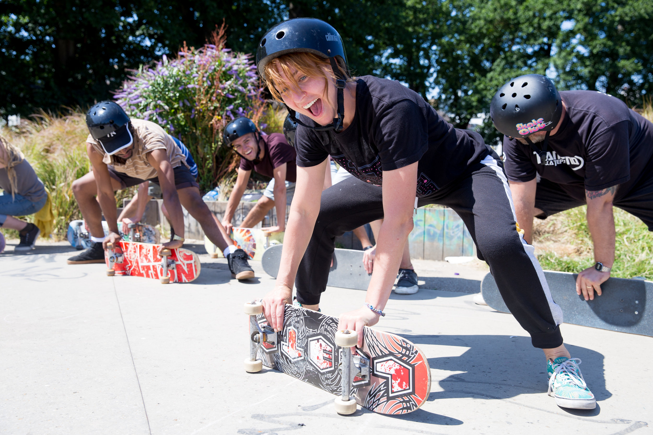 Become a coach - Become an Ofqual accredited skateboard coach with Skateboard England.Find out more
