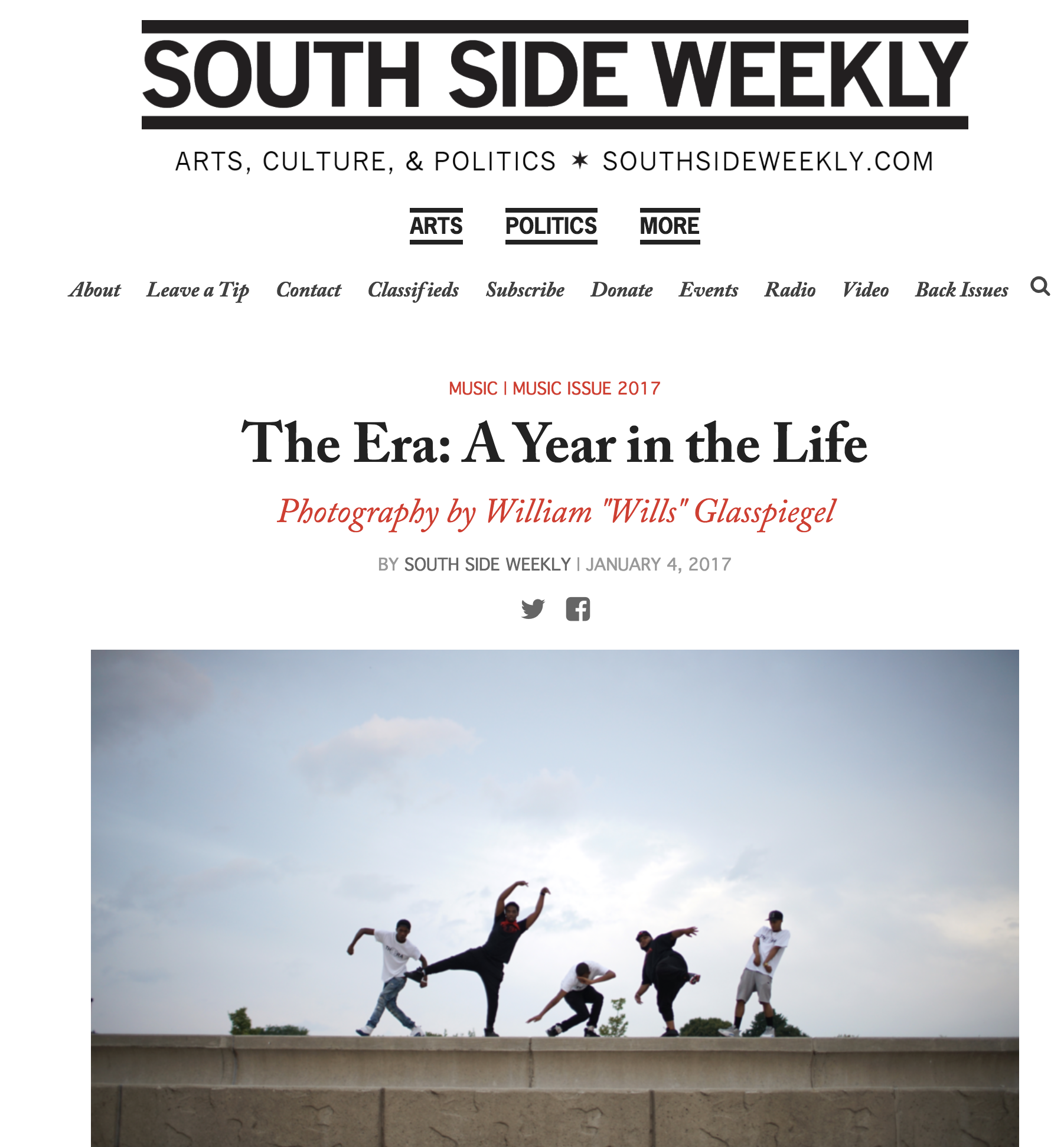 South Side Weekly (US - Chicago)