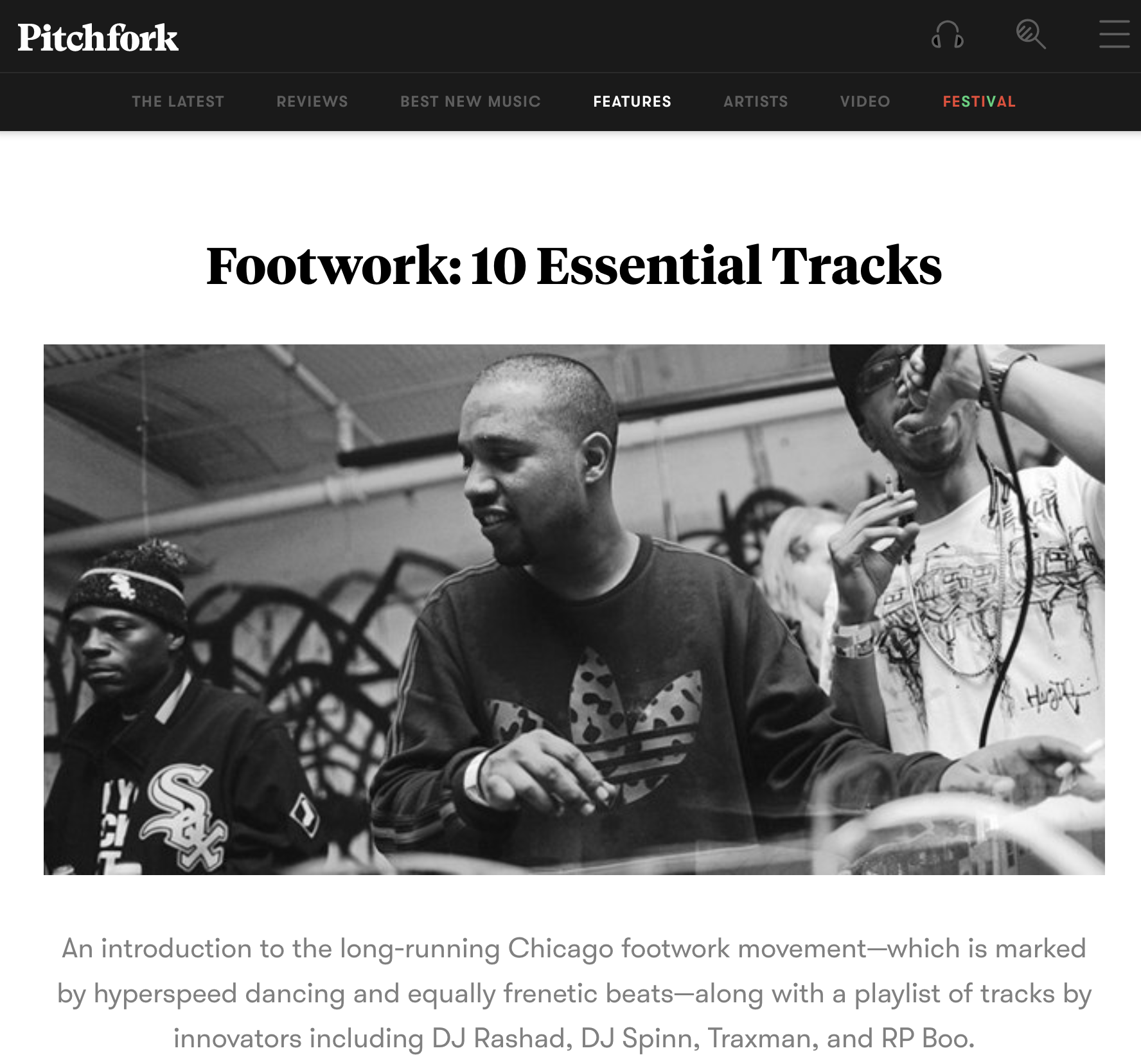 10 Essential Tracks