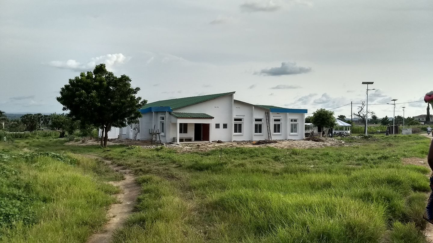 Integrated Health Phase 1 | Adabawere Clinic Maternity Ward | Kara Region, Togo | 2017