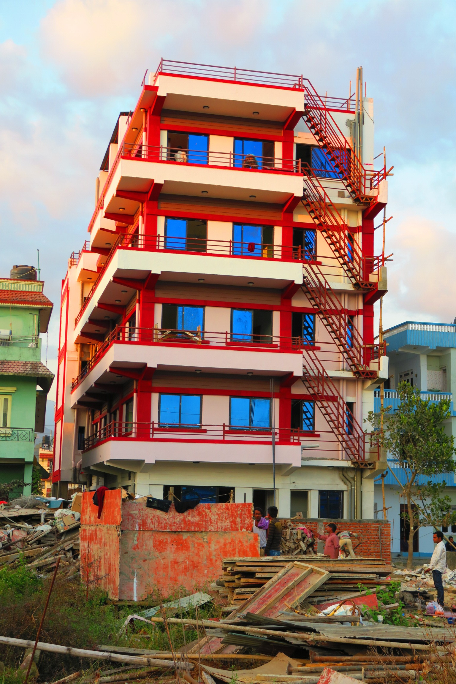 Hetauda House | Protection Center | Hetauda, Nepal | 2017