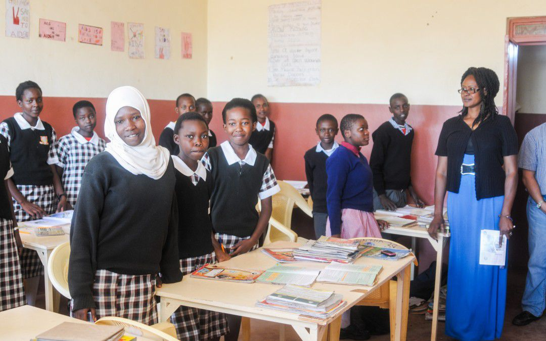 Helga School   Kajiado, Kenya   2015