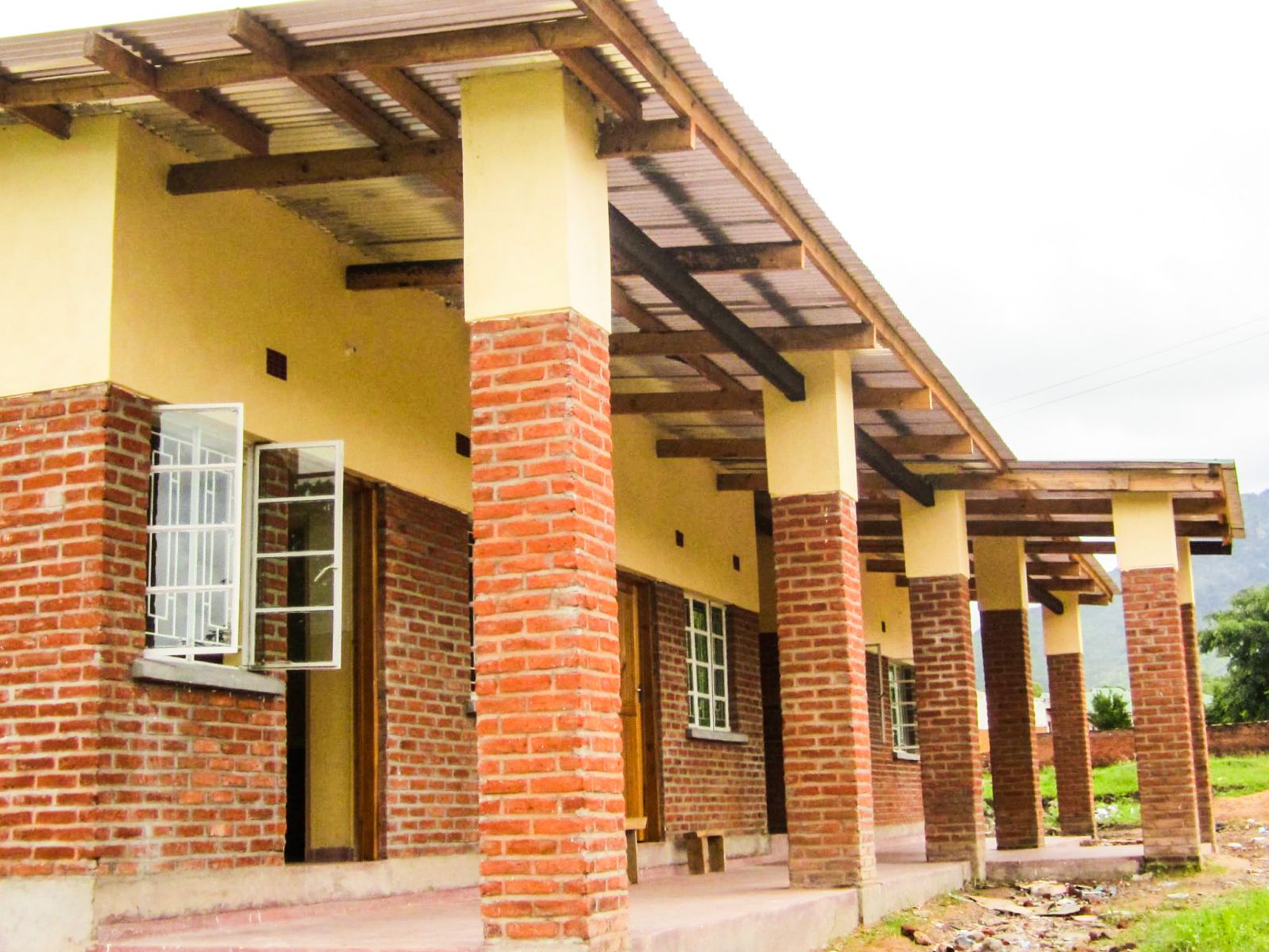Ekari Community Center | Phalombe, Malawi | 2014