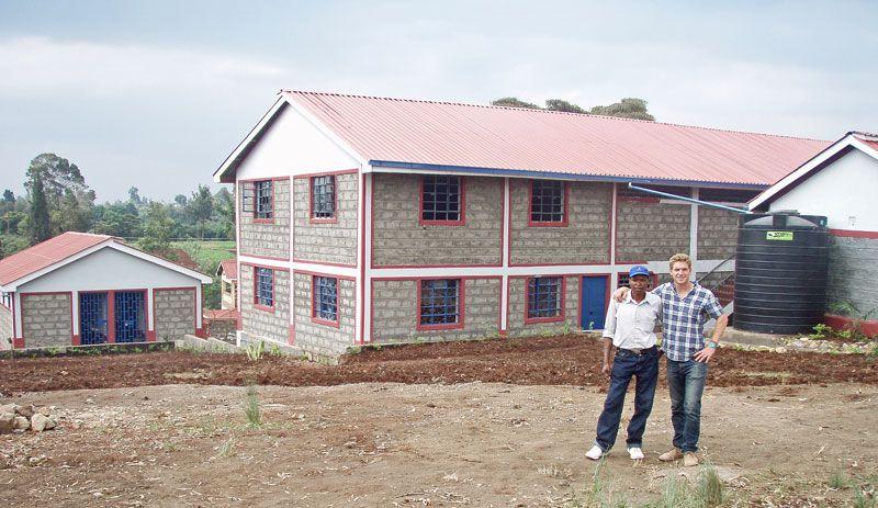 Cura Secondary School   Cura, Kenya   2012