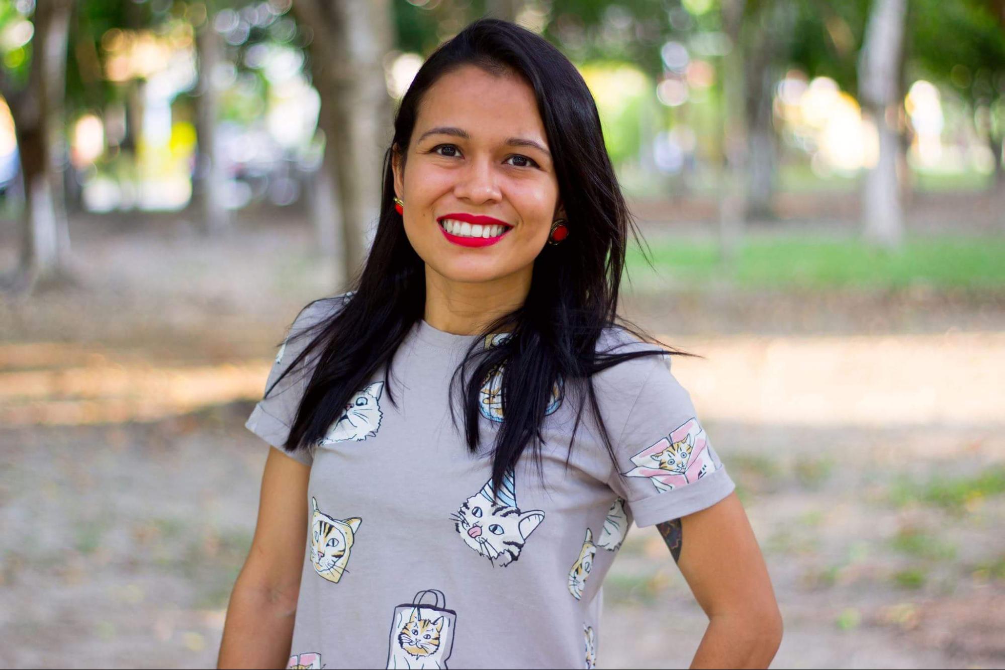 Cecilia Melendez | Change Fellow  I Love Baseball | Dominican Republic | 2018