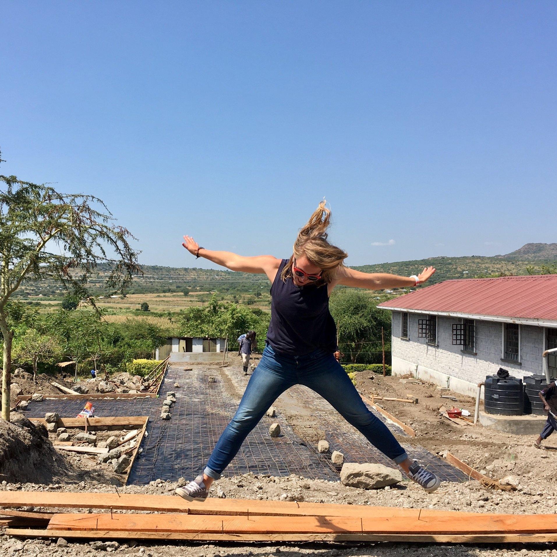 Rosie Leake | Project Manager  MED 25 | Mbita, Kenya | 2018