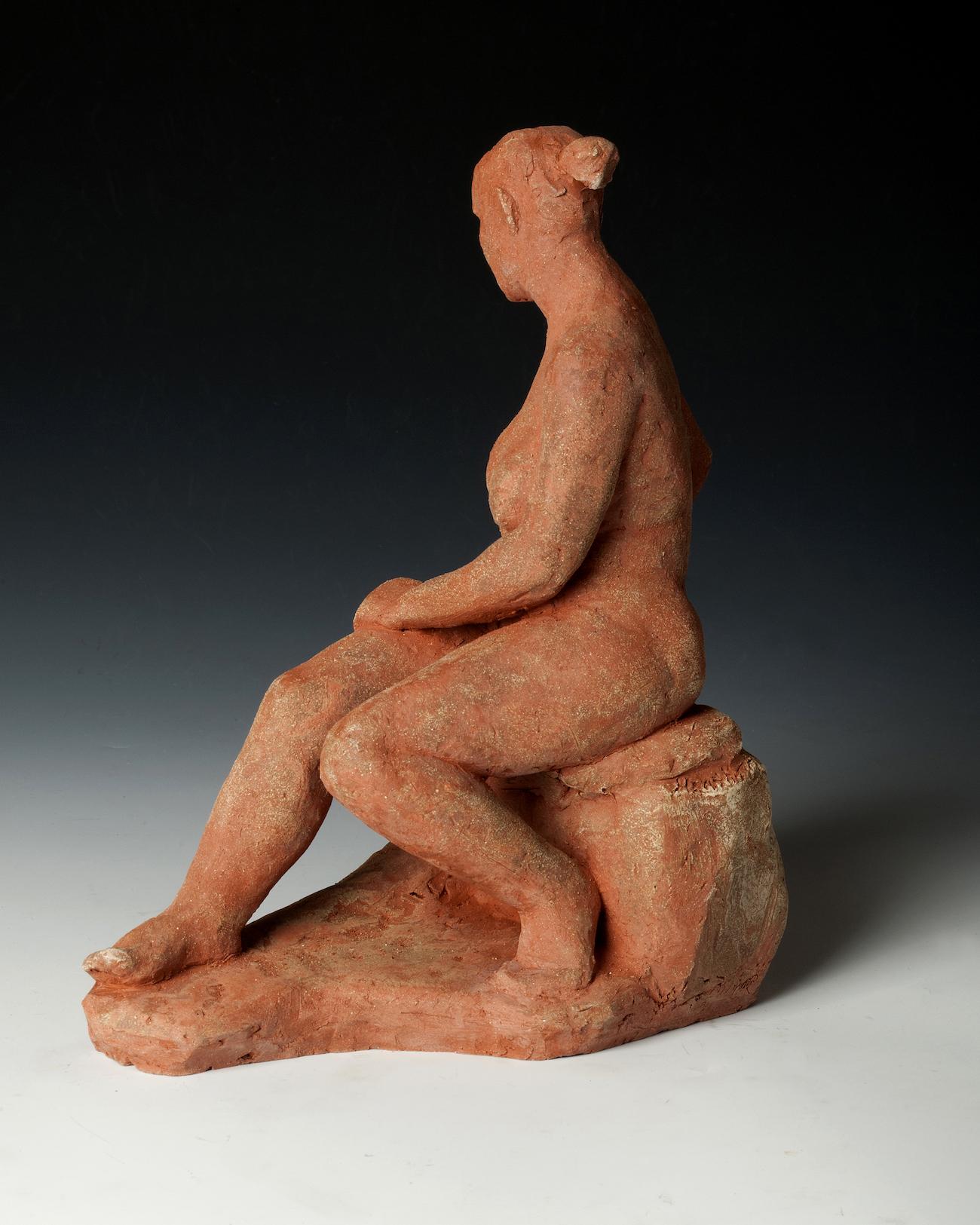 """""""Brick Woman #9"""", view 2"""