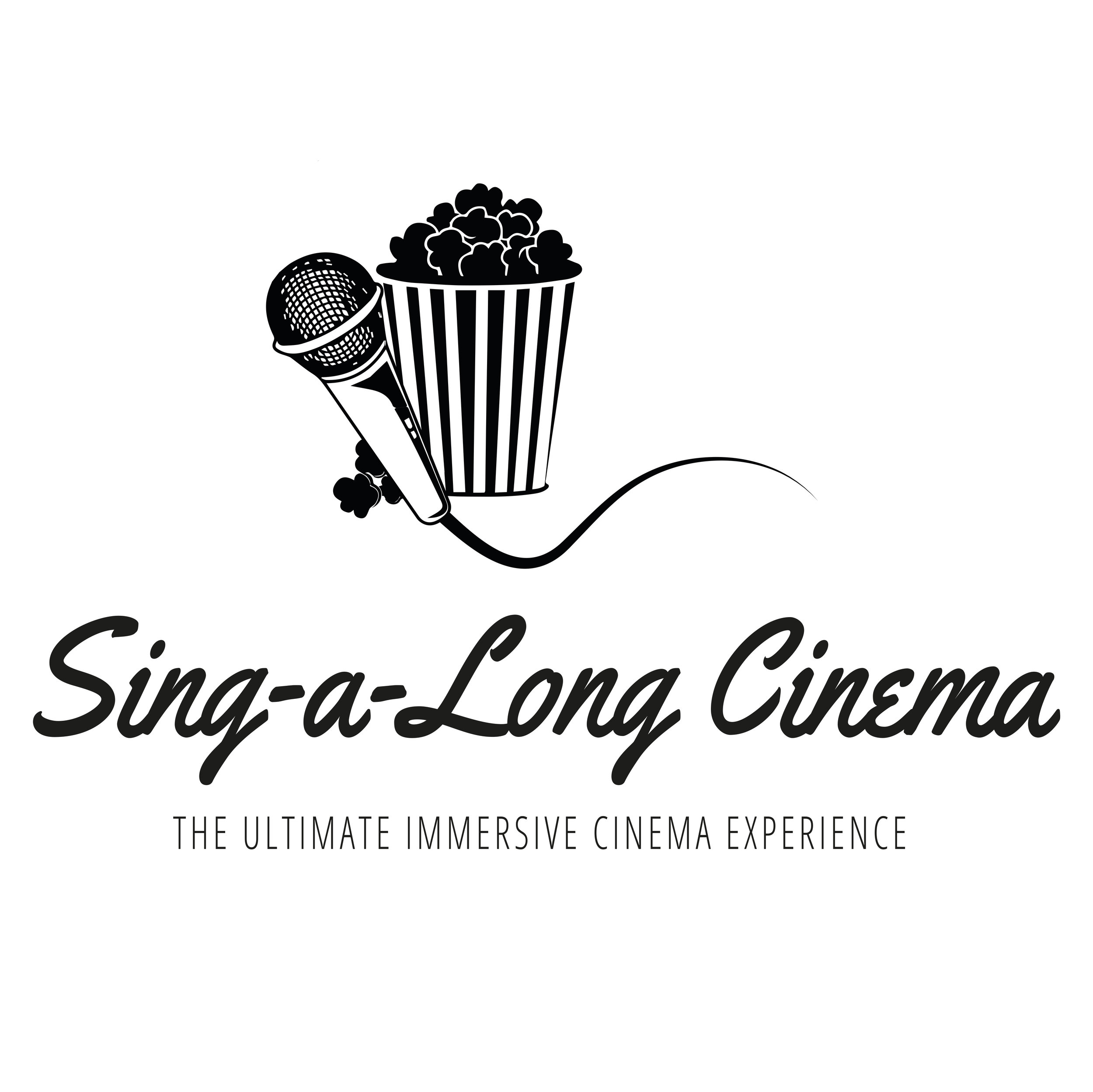 sing a long concept for cinema