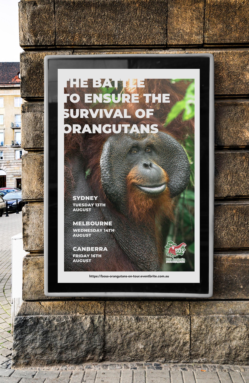 BOS Australia event poster 2019