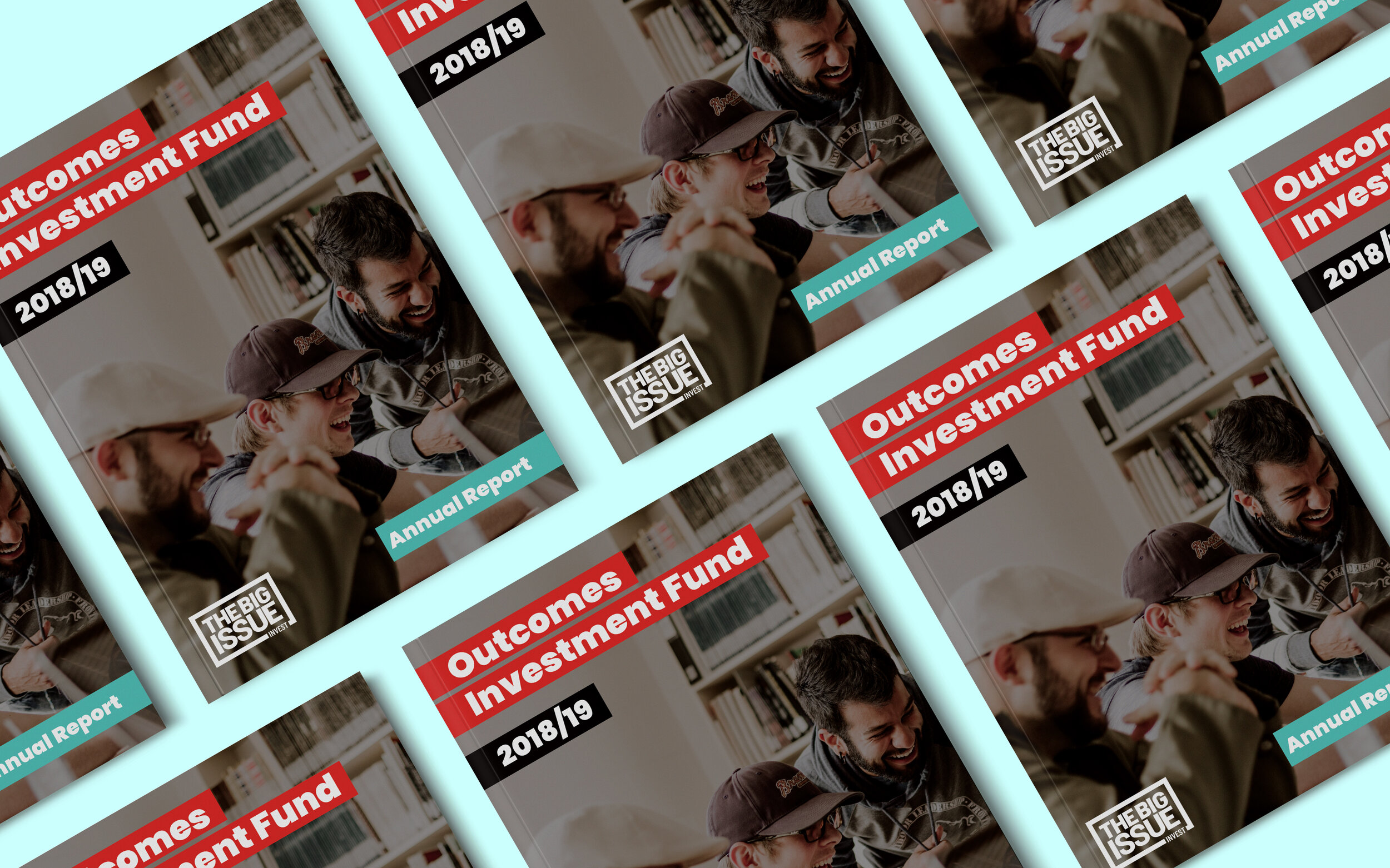 OIF Annual Reports The Big Issue 2019