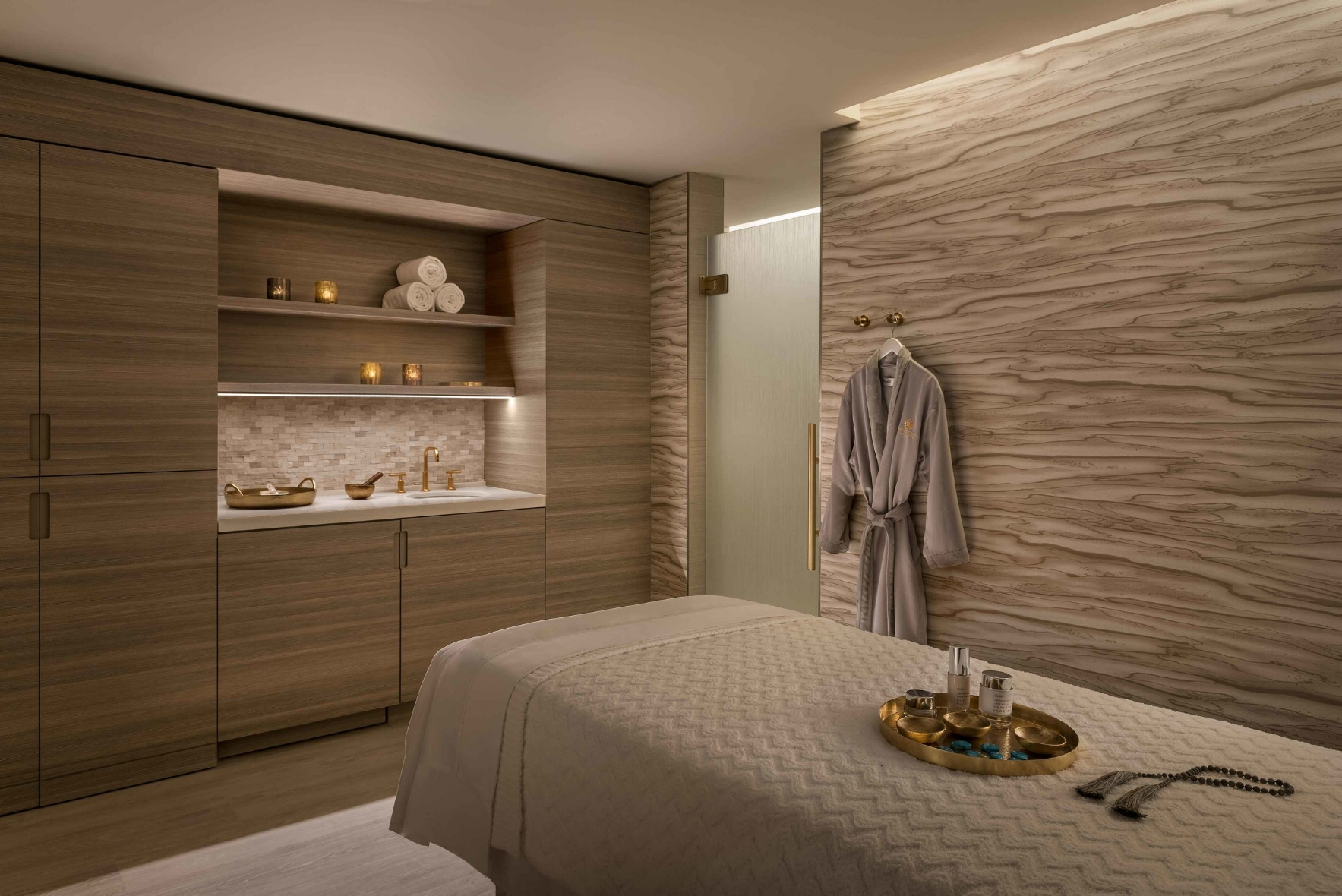 Parker-Torres The Phoenician Spa
