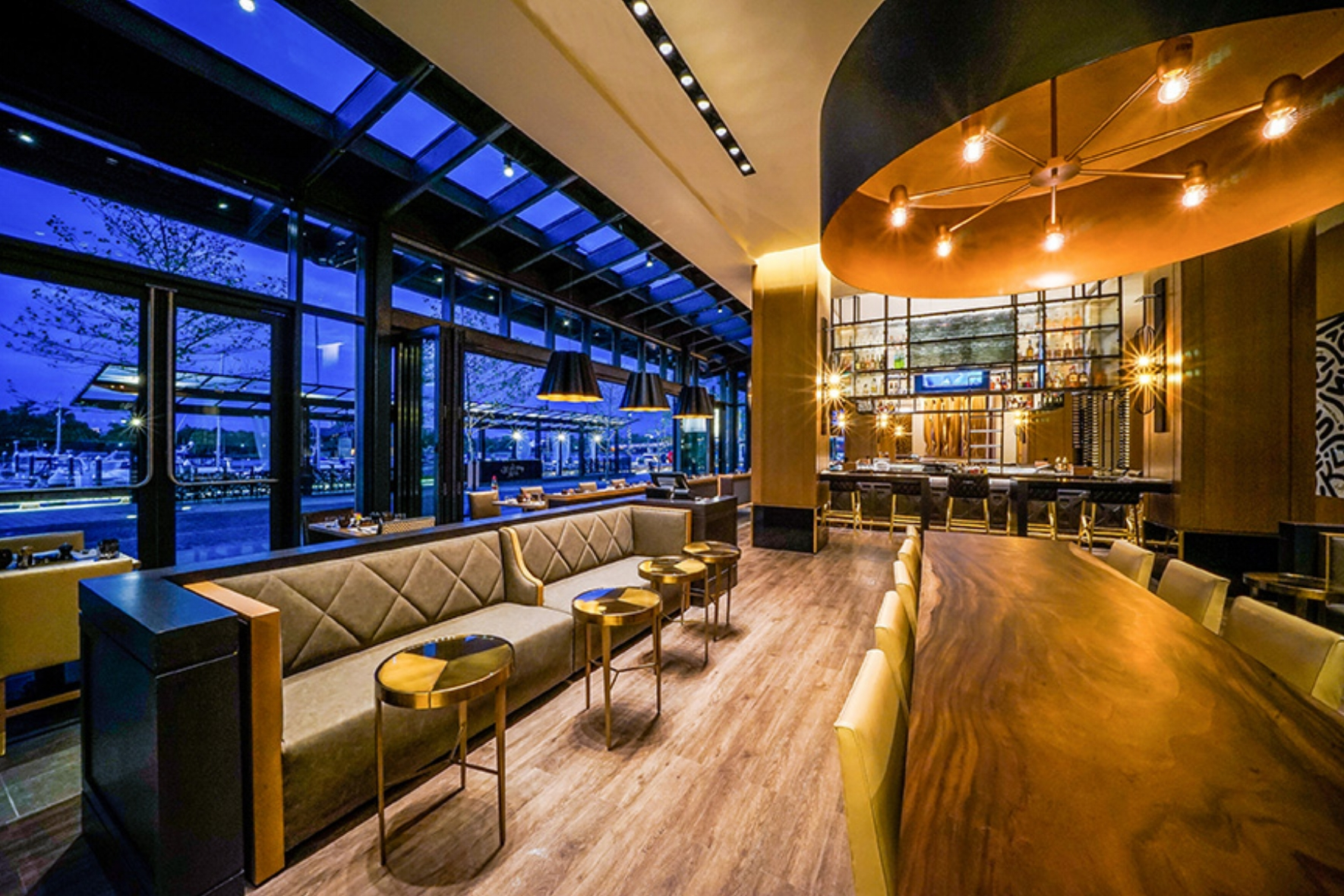 Parker-Torres Kith and Kin in InterContinental The Wharf