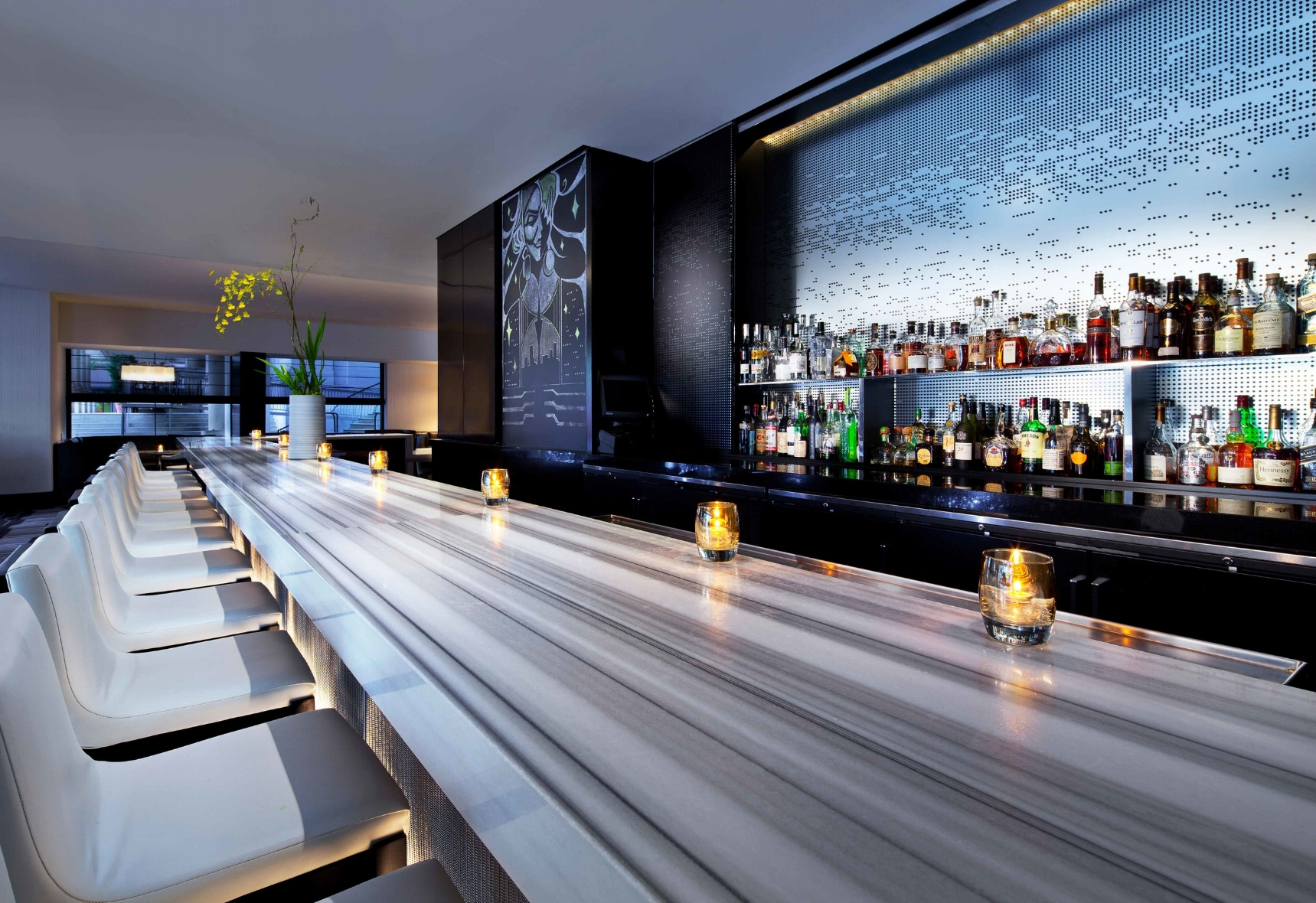 Parker-Torres Bar 333 in Le Meridien