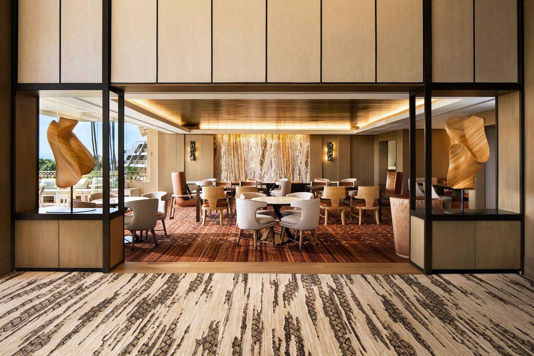 Parker-Torres Afternoon Tea in The Phoenician Resort
