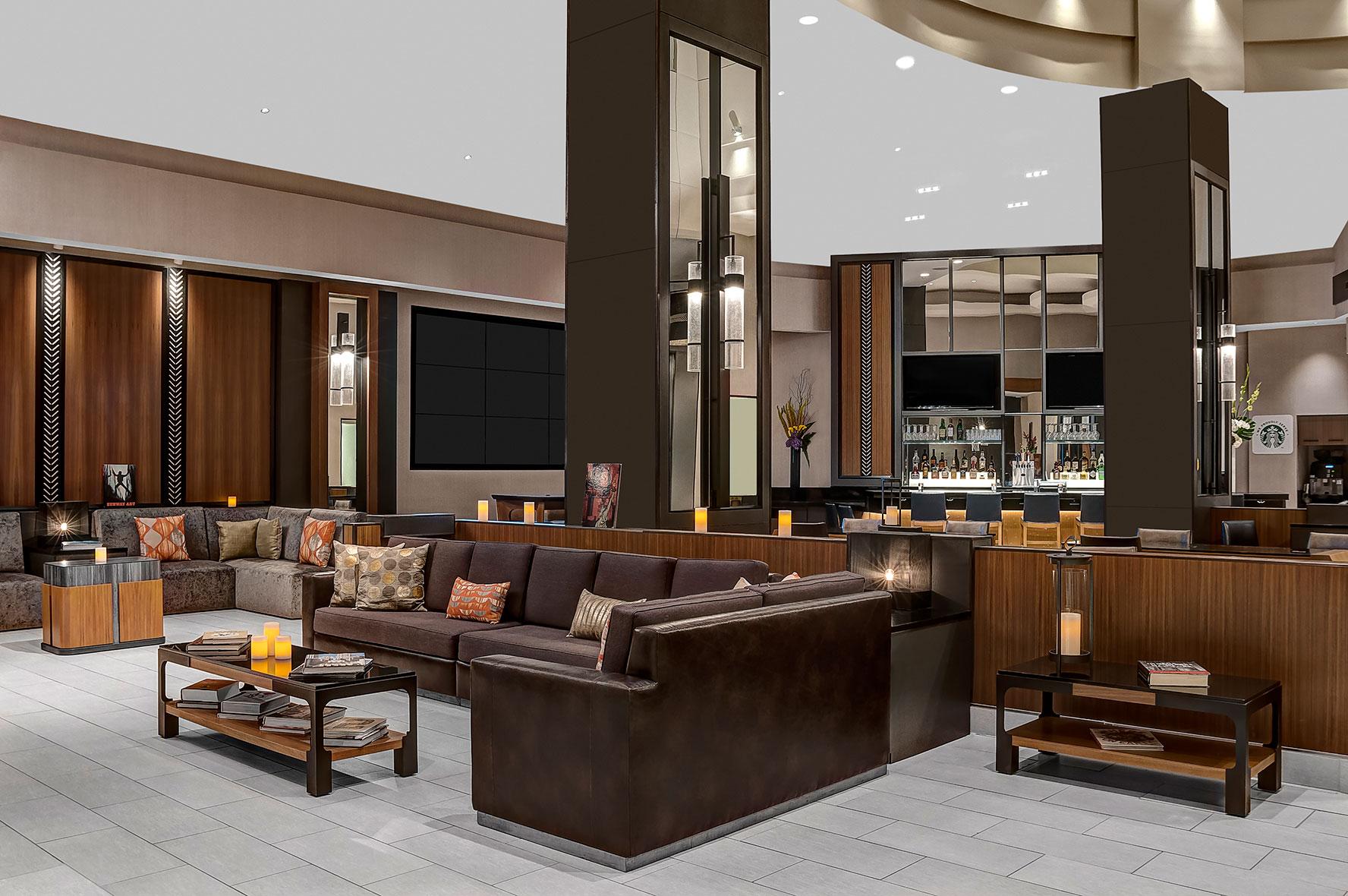 Parker-Torres DoubleTree Suites Times Square