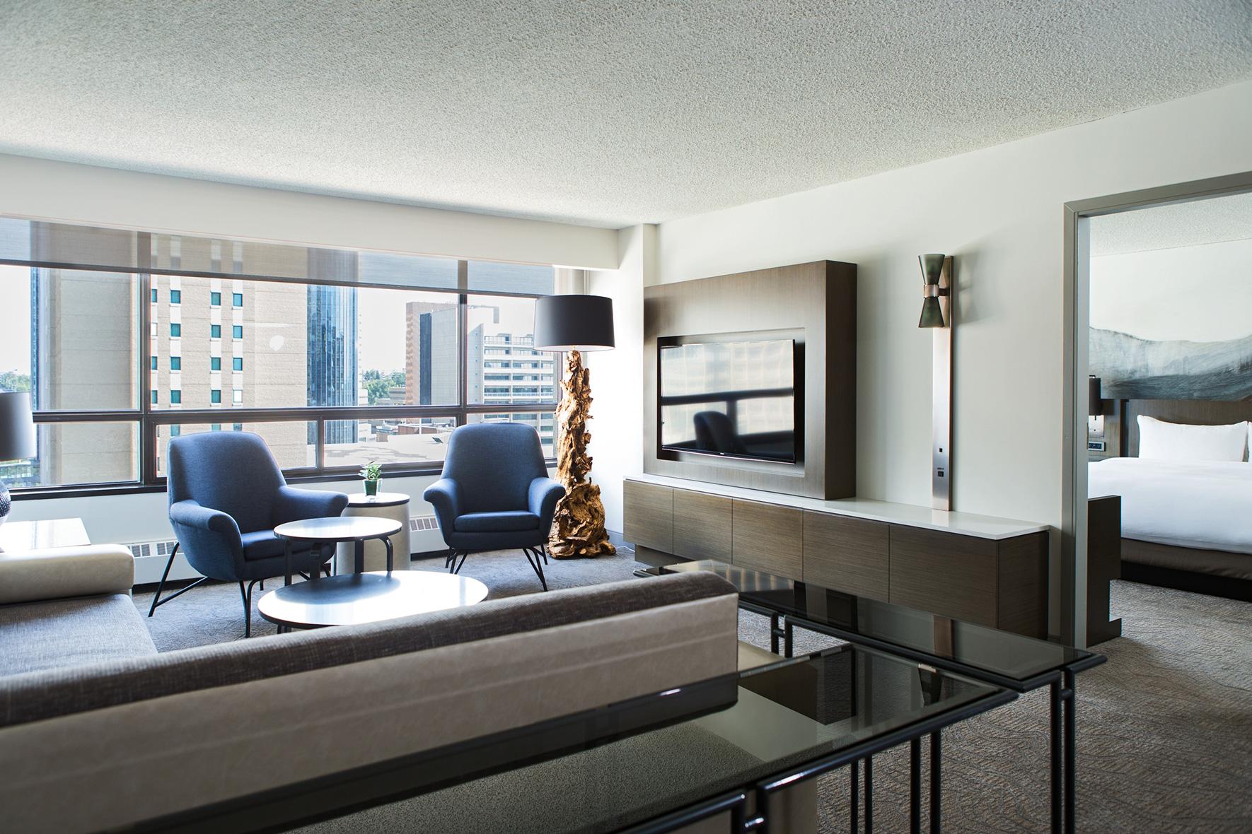 Parker-Torres Calgary Marriott Downtown Hotel