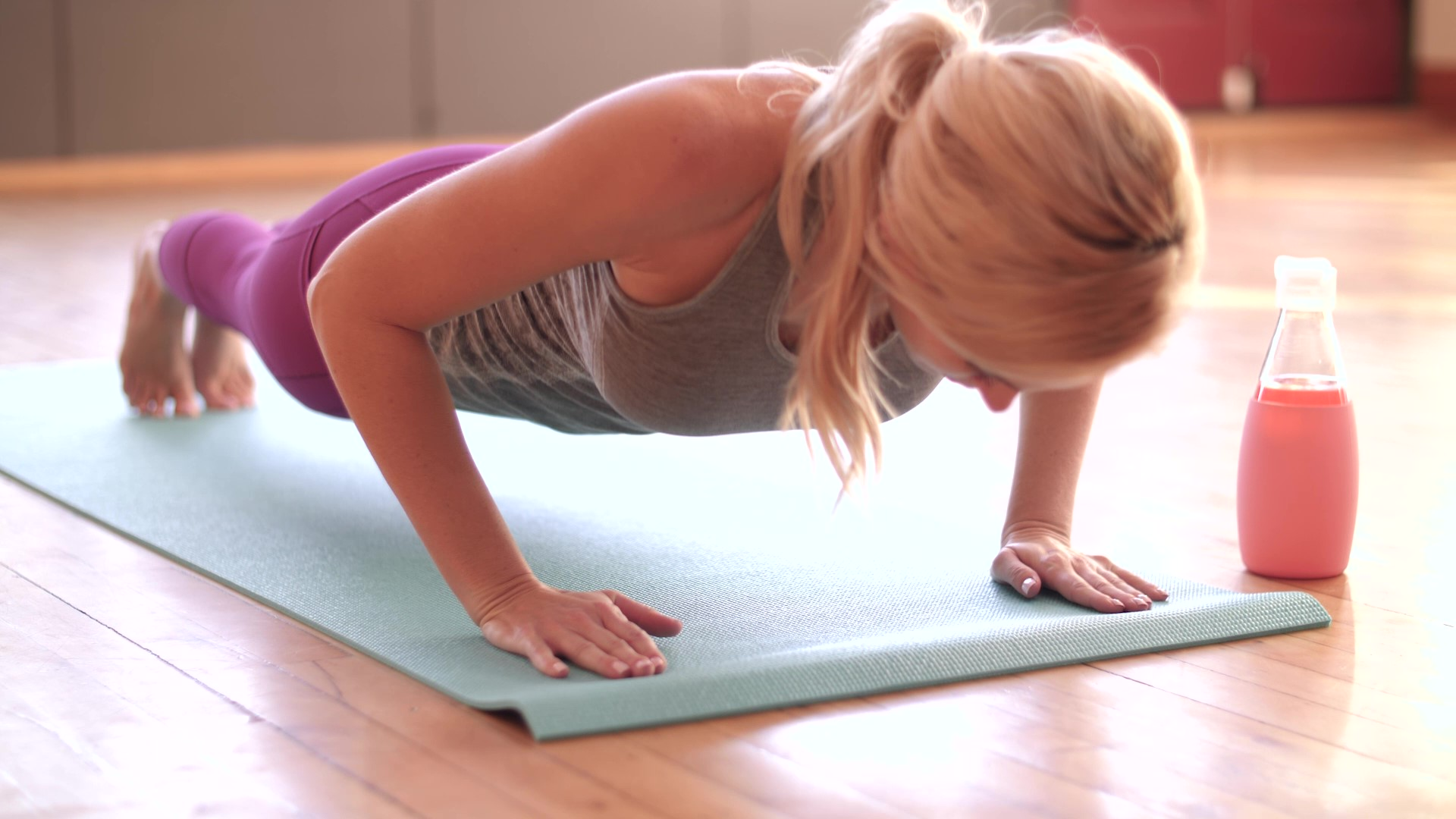 Adding Fashion to the Yoga Studio