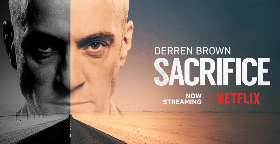 Derren Brown : Sacrifice (Netflix)