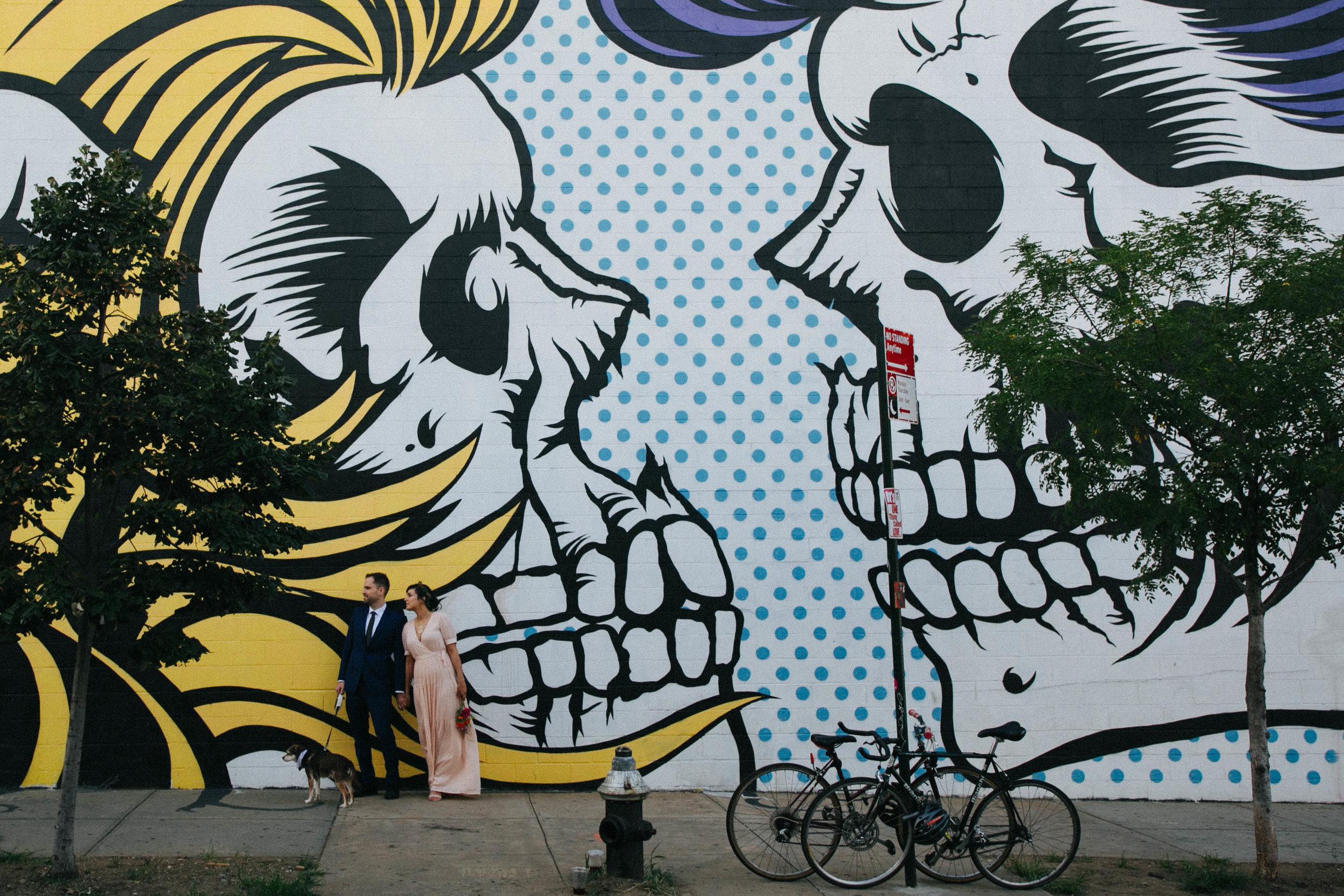 Coline + andrew - Brooklyn, NY