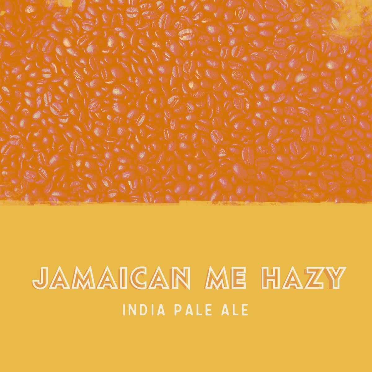 Jamacain Me Hazy I.P.A.