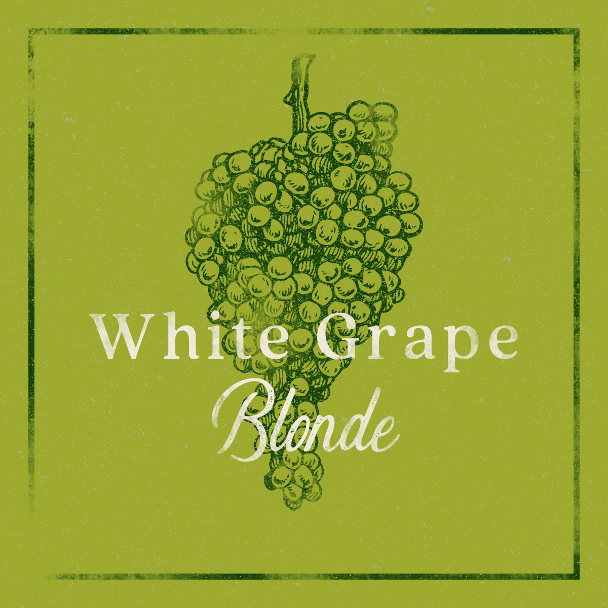 White Grape Blonde