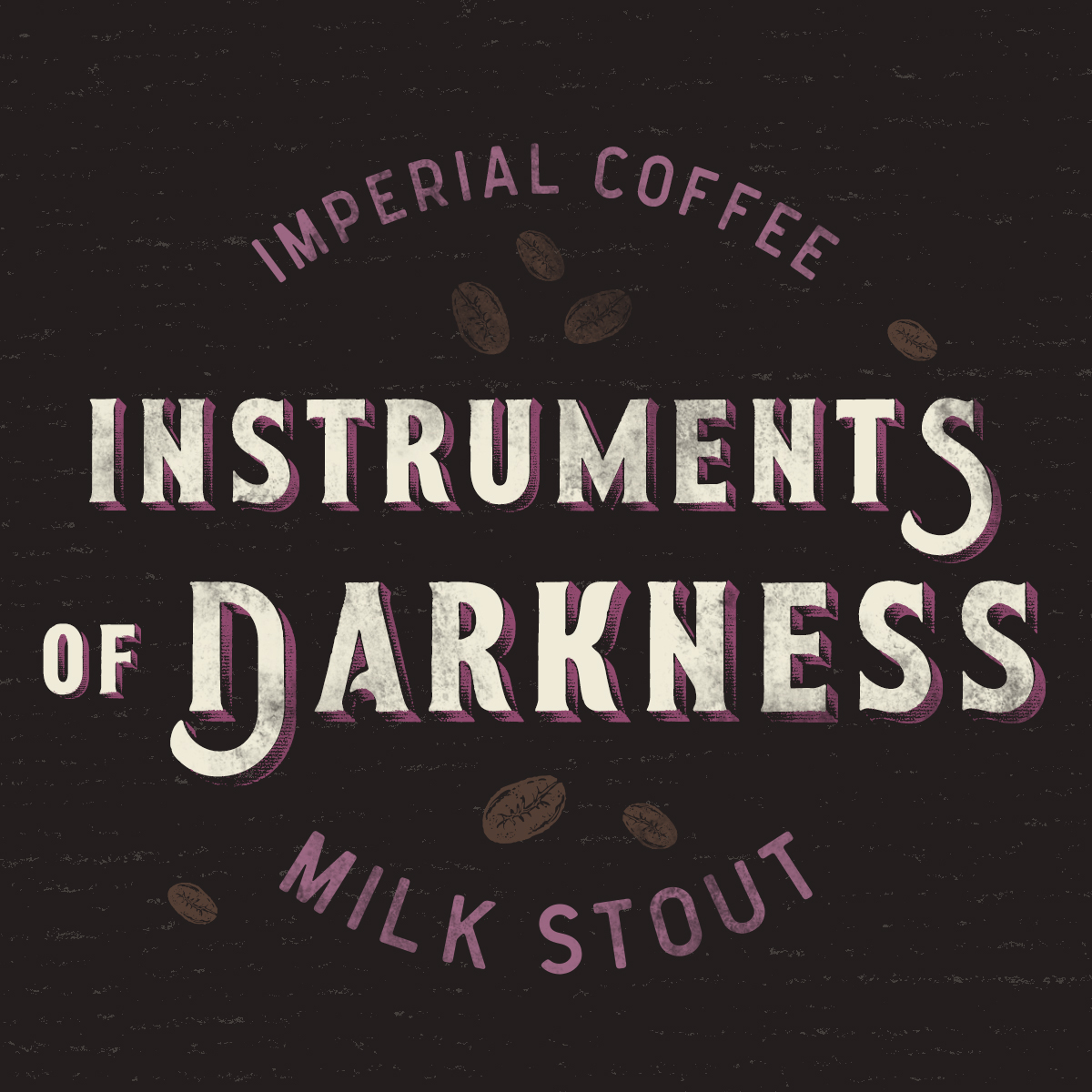 Instruments of Darkness Milk Stout