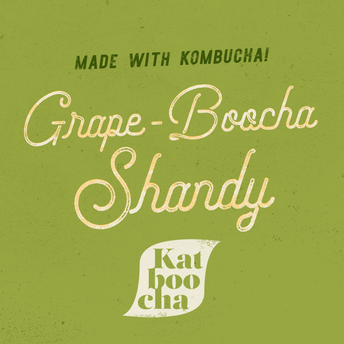 Grape-boocha Shandy