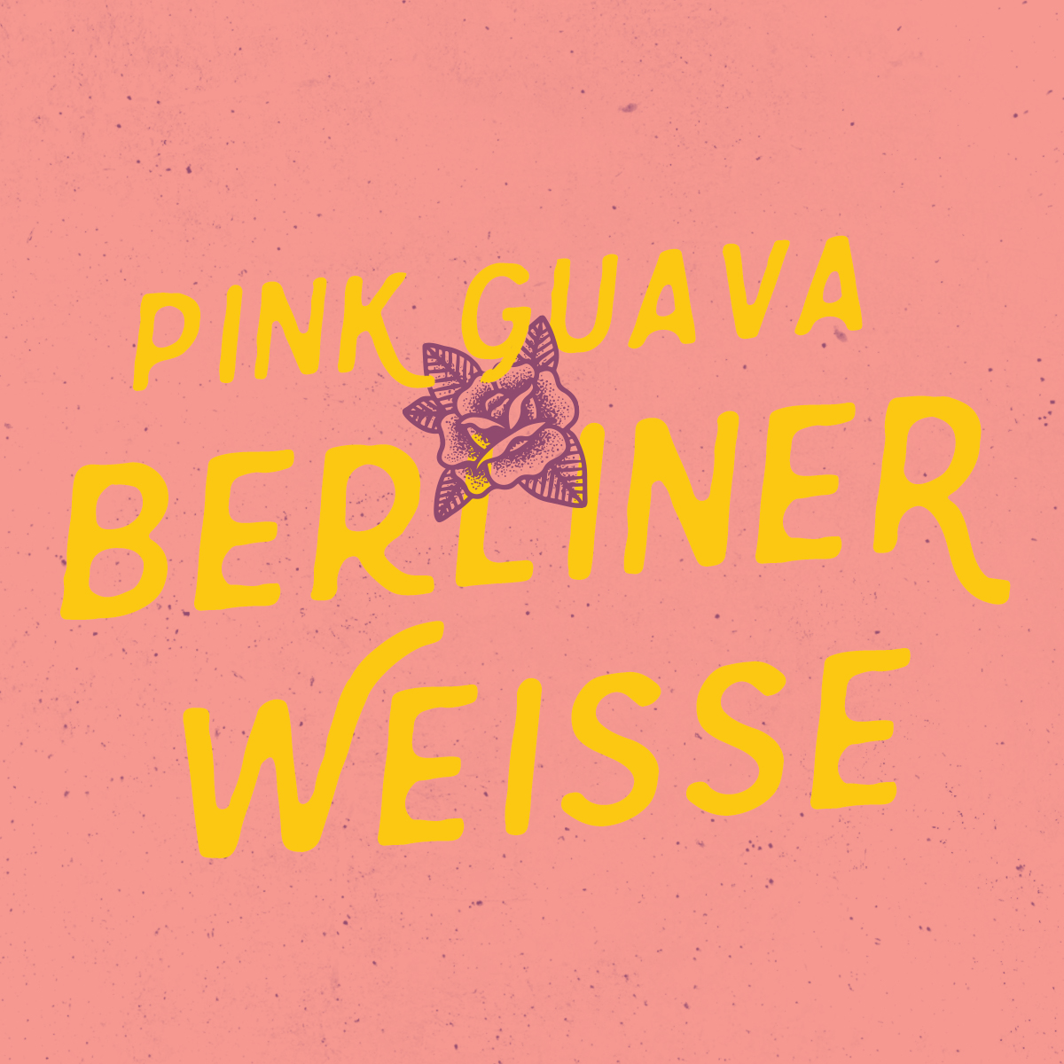 Pink Guava Berliner Weisse