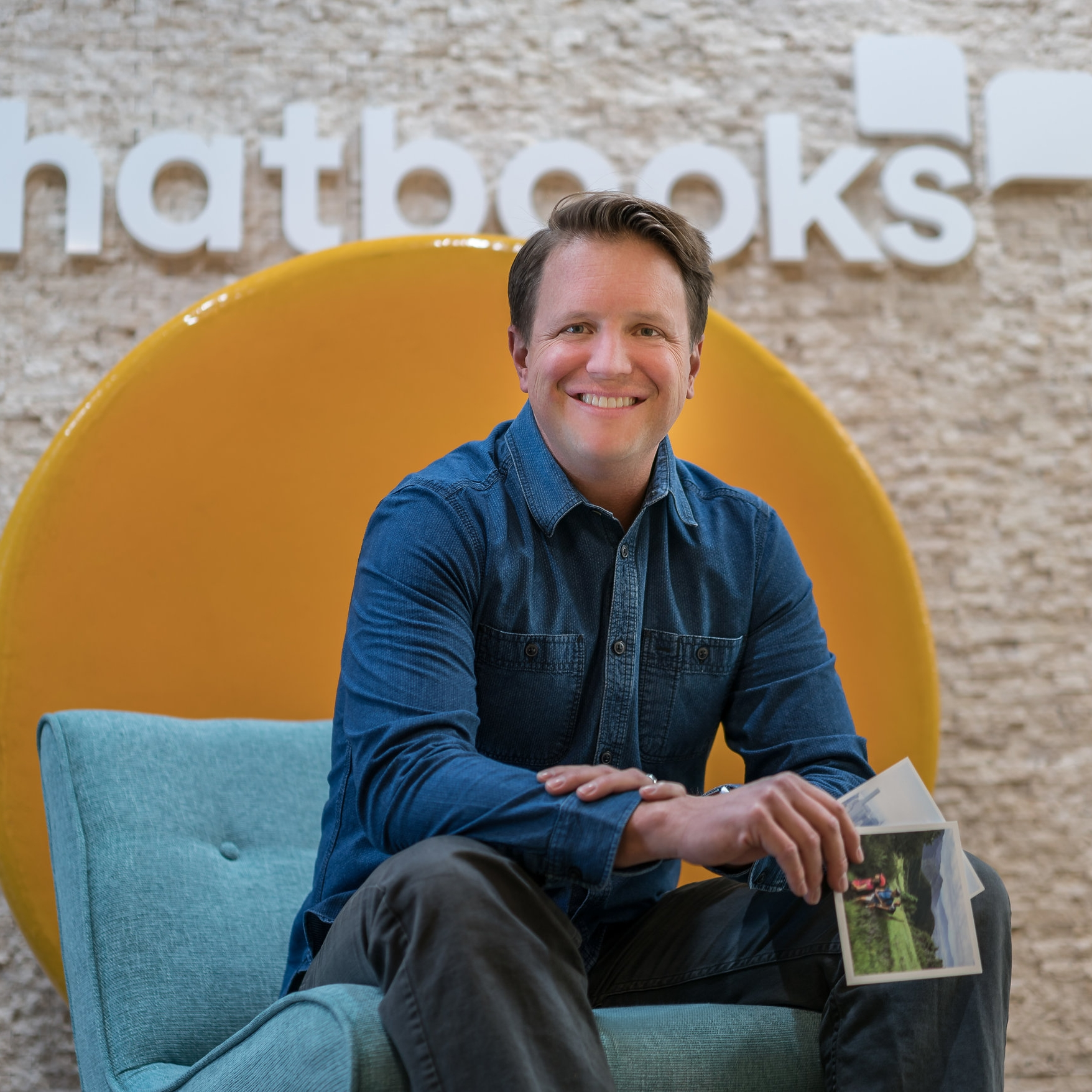 Nate Quigley - CEO, Chatbooks