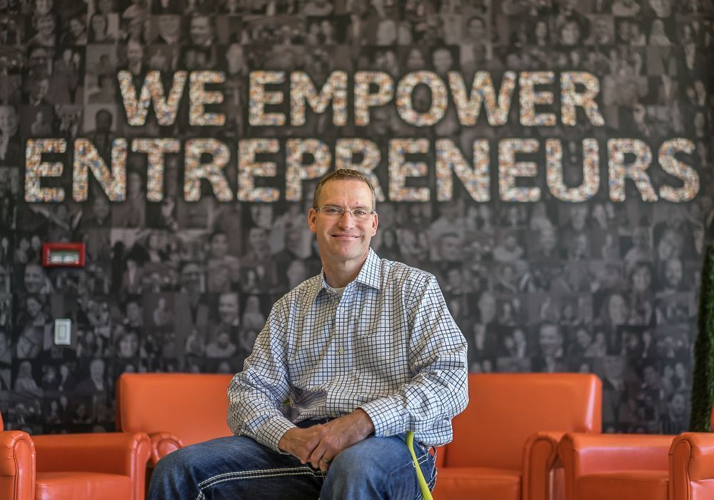 Clate Mask - CEO and CoFounder, Infusionsoft