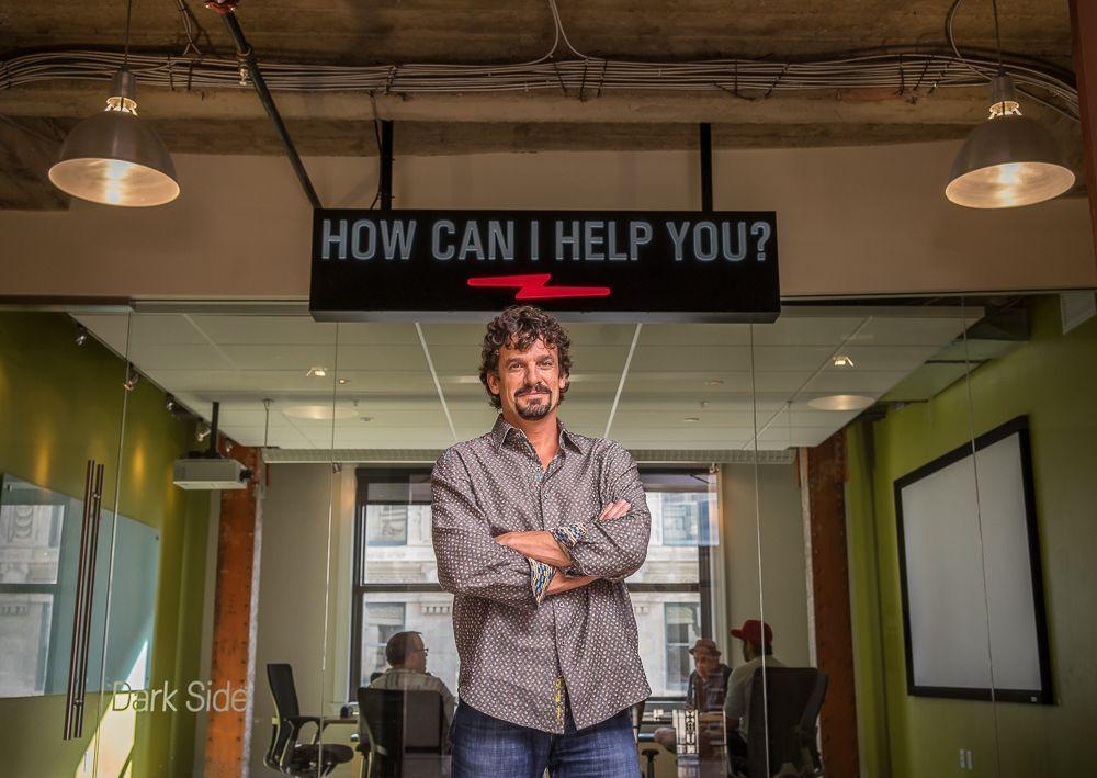 Tom Stockham - CEO, Experticity