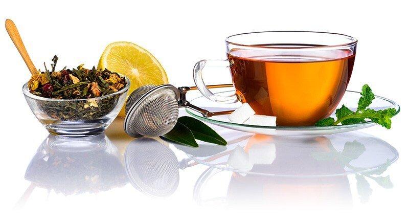 Duncans Mills Tea -