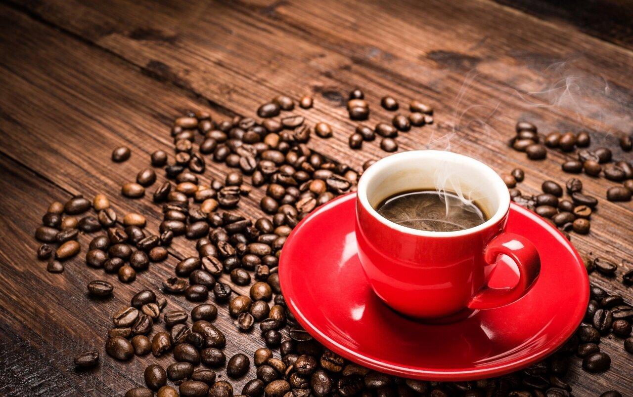 Can't Live Without Coffee? - Then don't! Join Elissimo's coffee monthly subscription service!