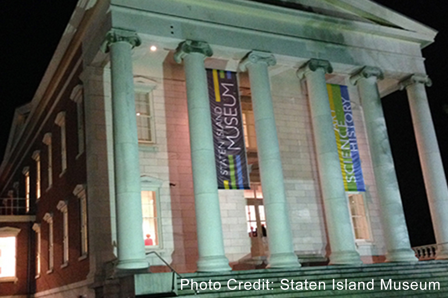 Staten Island Museum at Snug Harbor - Founded in 1881, the Staten Island Museum is the oldest cultural institution in the borough. Its natural sciences, fine arts, and historical collections offer a unique experience.1000 Richmond Terrace, Building A, SI, NY 10301statenislandmuseum.org