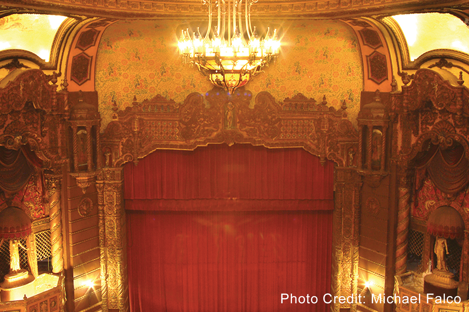 St. George Theatre - St. George Theatre is a historic performing arts venue that was opened in 1929 and has recently been revived. Since its revival, the theatre has booked many high-profile events.35 Hyatt Street, Staten Island, NY 10301Stgeorgetheatre.com