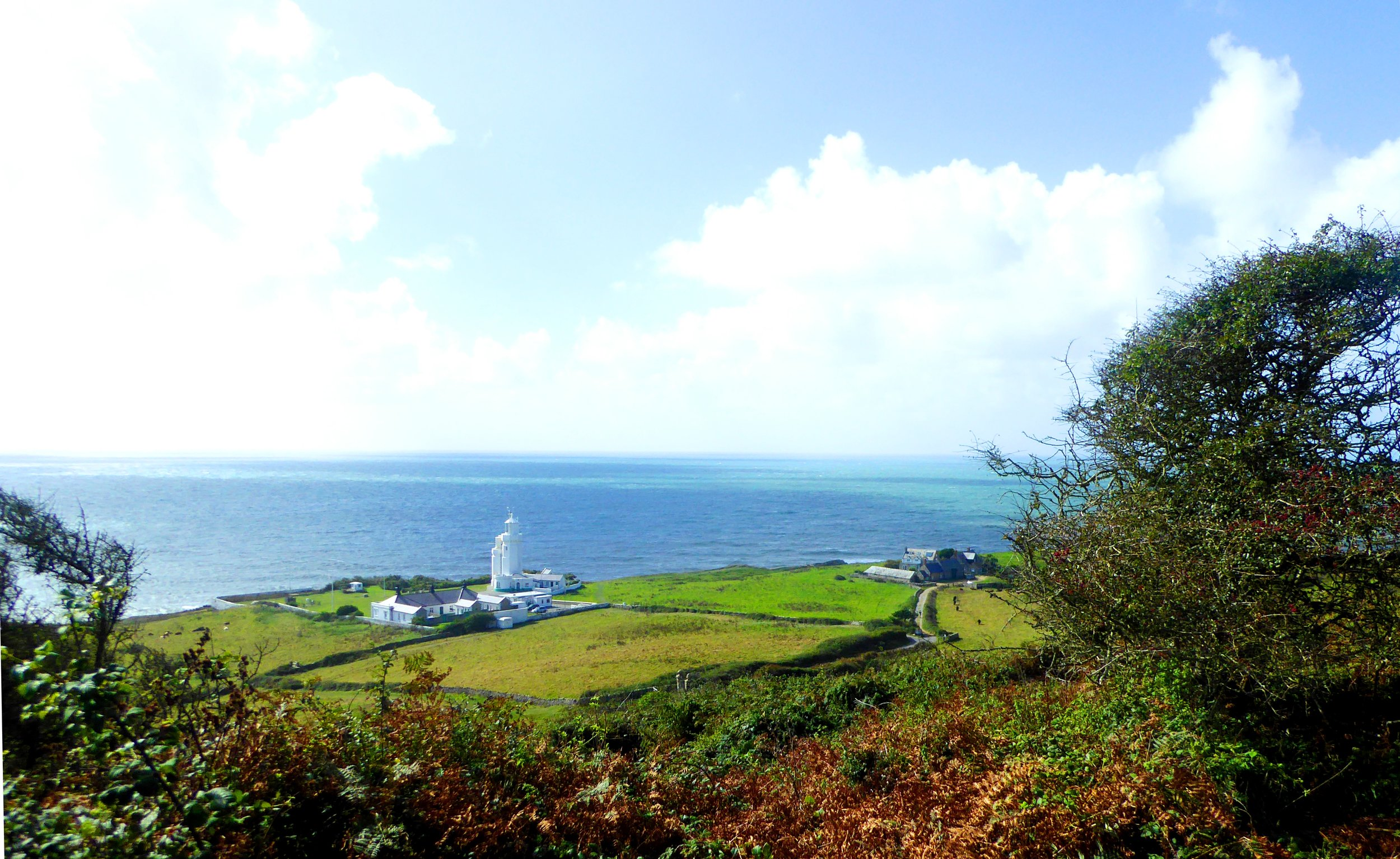 St. Catherine's Lighthouse, Isle of Wight