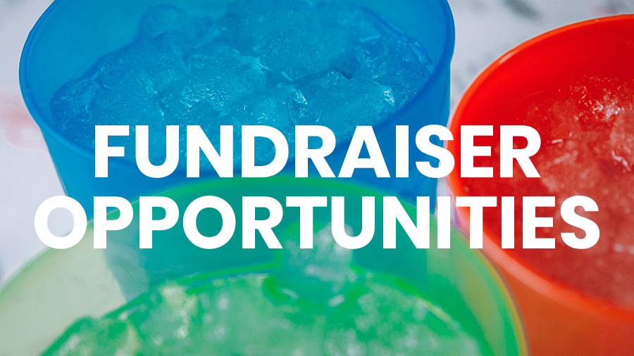 Fundraiser opportunities