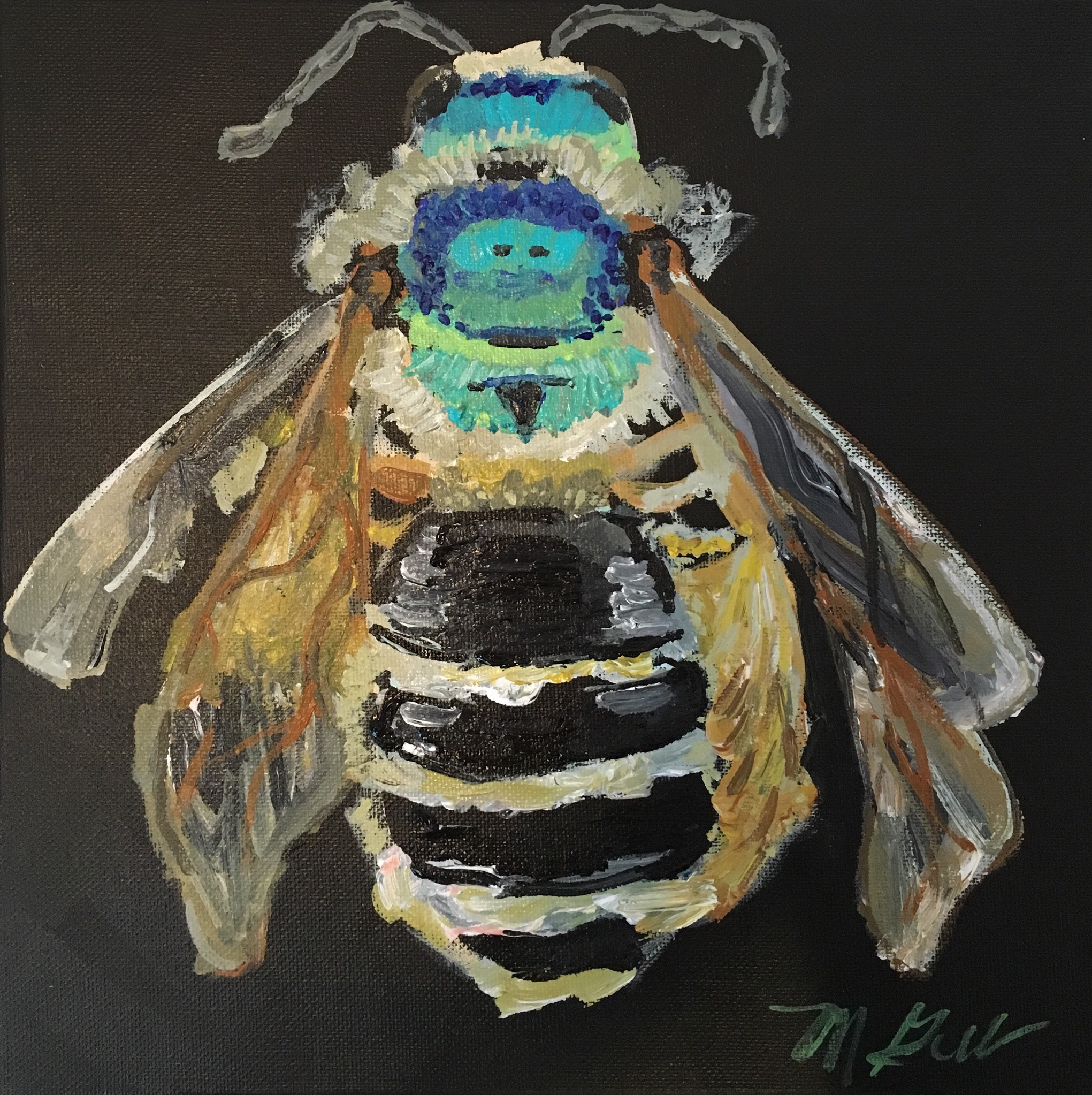 Bee Rocked Sold!