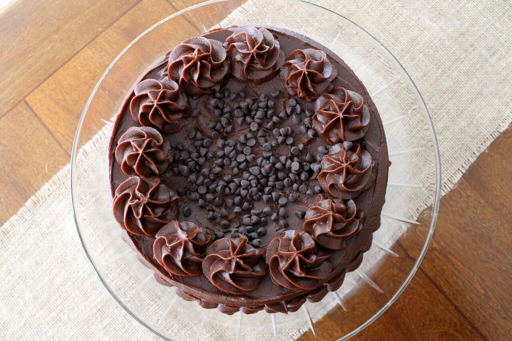 Chocolate Chip Topping - $3.00