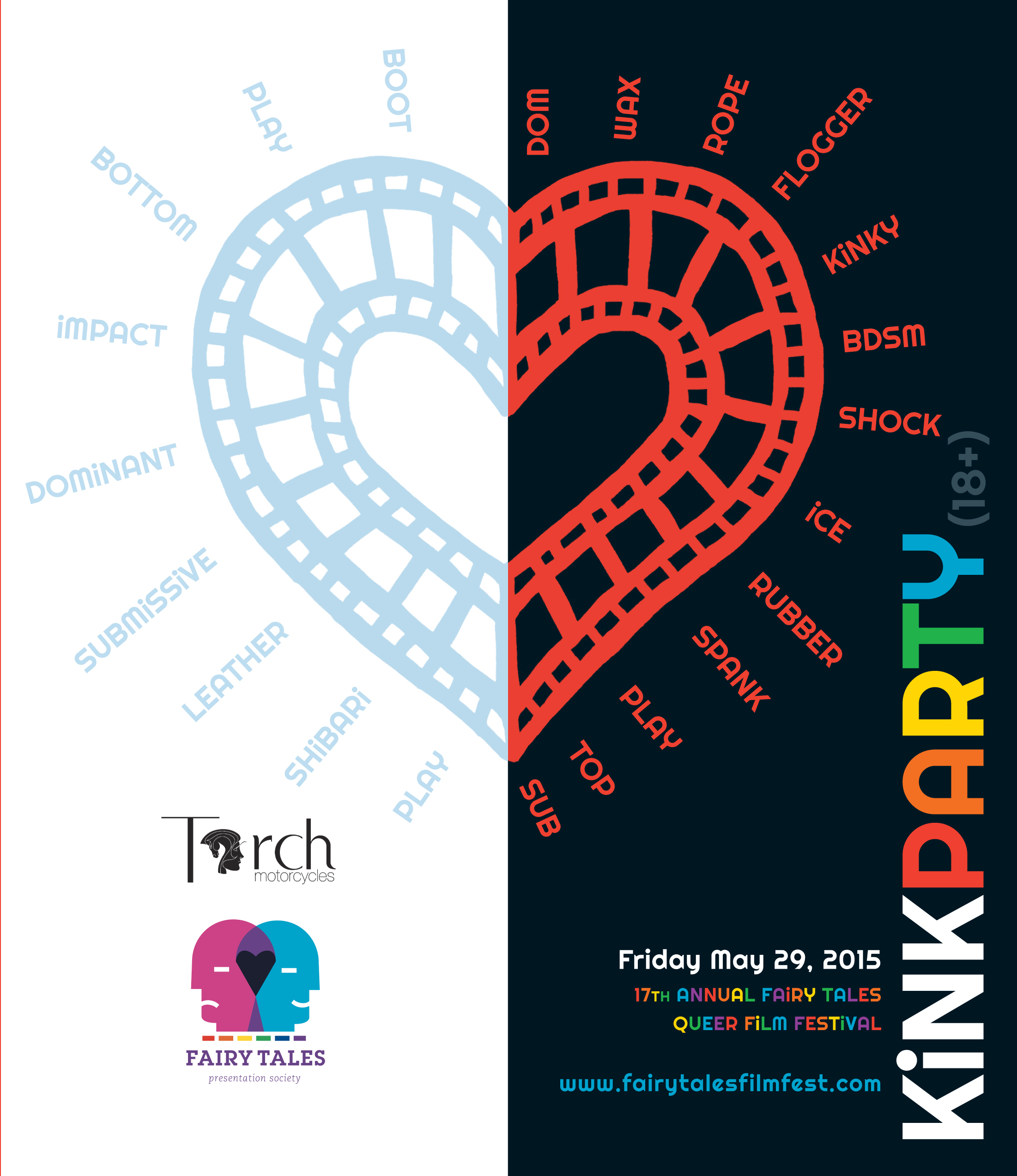 KINK PARTY (18+)