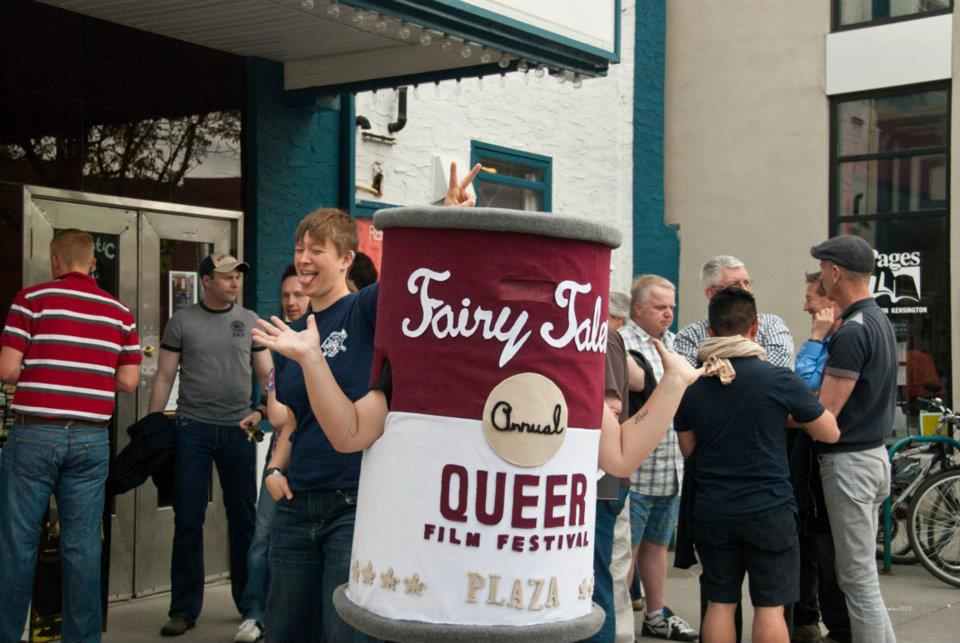 In 2004, - Fairy Tales Queer Film Festival grew to become its own organization, formerly known as Fairy Tales Presentation Society.