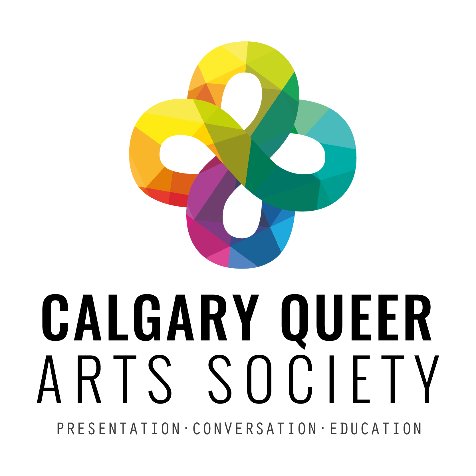 In 2018, Fairy Tales Presentation Society became Calgary Queer Arts Society. - Since our humble beginnings, we have experienced tremendous growth and our organization has evolved to become so much more than a queer film festival. In order to provide a more holistic representation of who we are today, we felt that it was time to introduce a new parent brand. We are ready for the next chapter as Calgary Queer Arts Society, and are confident that this shift will help to grow our organization, strengthen our programs and extend our impact across the province.