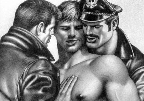 Copy of Tom of Finland