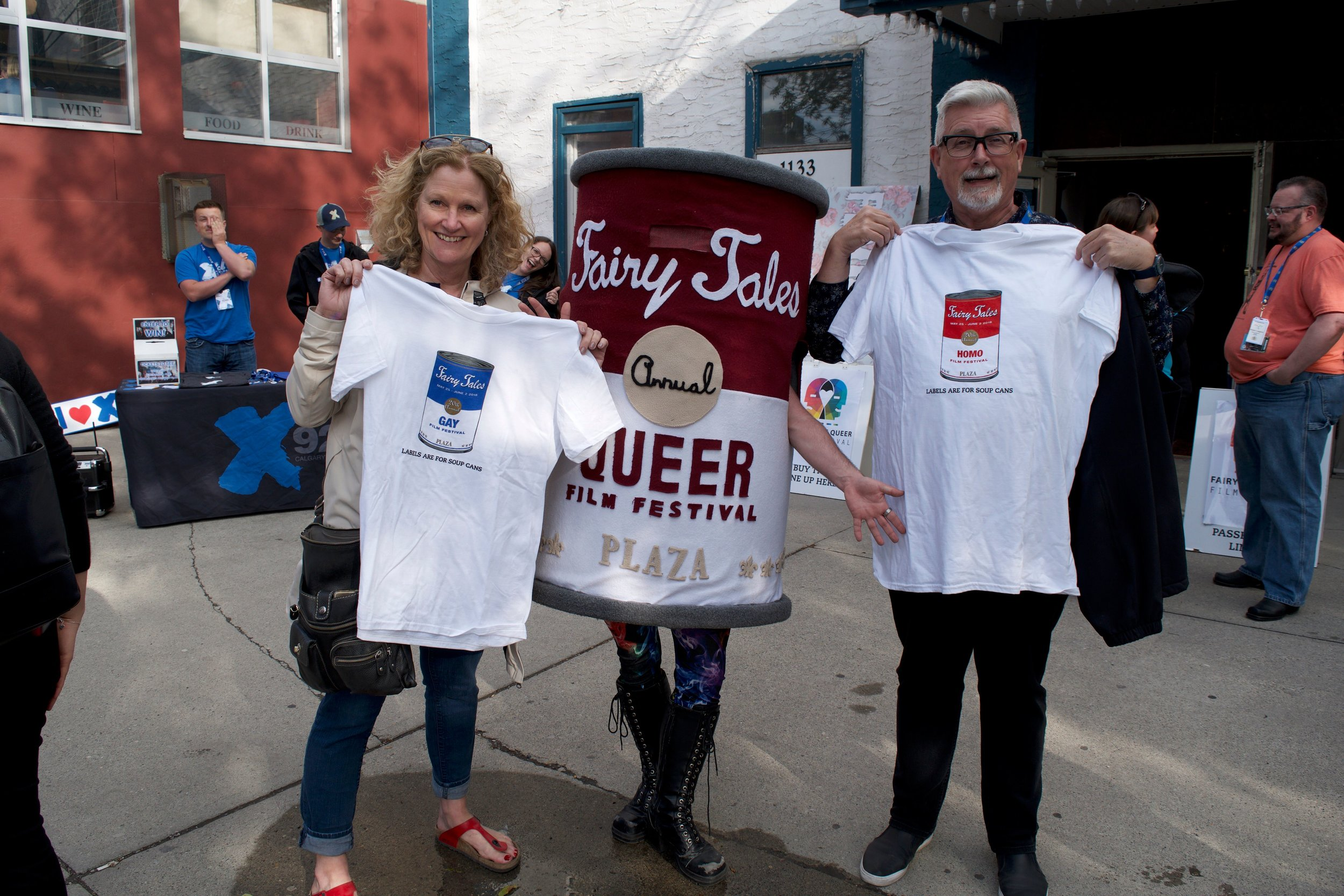 How can I help? - Calgary Queer Arts Society is a registered charitable non-profit organization that relies on the support of our donors and funders to carry out our mission of giving voice to queer stories.