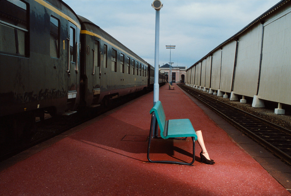 Guy Bourdin, Walking Legs, Somerset House, 2014