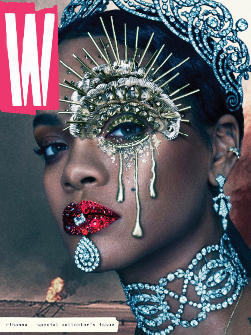W Magazine  | Photographer Steven Klein | Box Studio